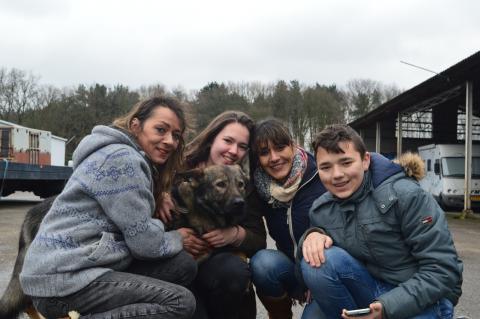 Dogs for Personal and Family Protection Psi za Ličnu i Porodičnu Zaštitu